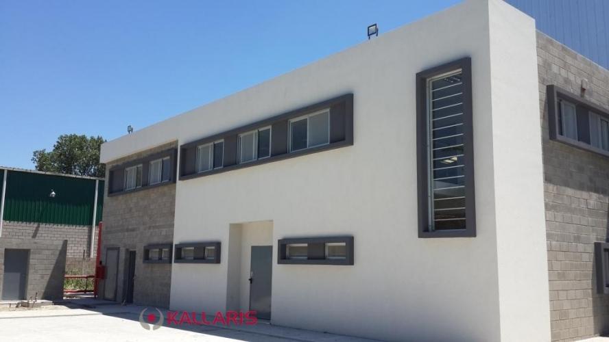 Grupo kallaris s a construcci n industrial oficinas y for Oficinas industriales modernas